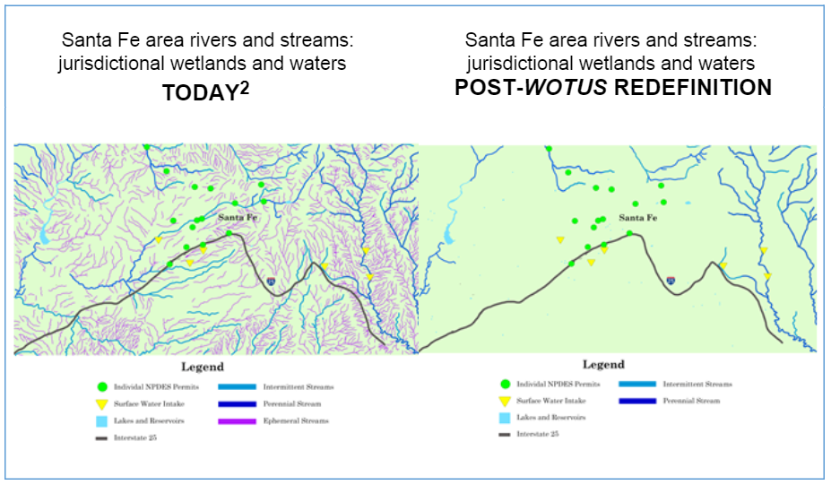 WOTUS Redefinition: New Mexico - PEER.org