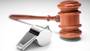 Photo of Gavel and Whistle