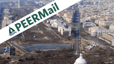 PEERMail: Honor and Duty in Today's Federal Service
