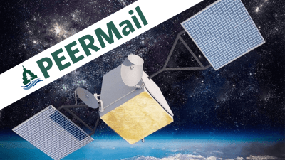 PEERMail: It Came From Outer Space