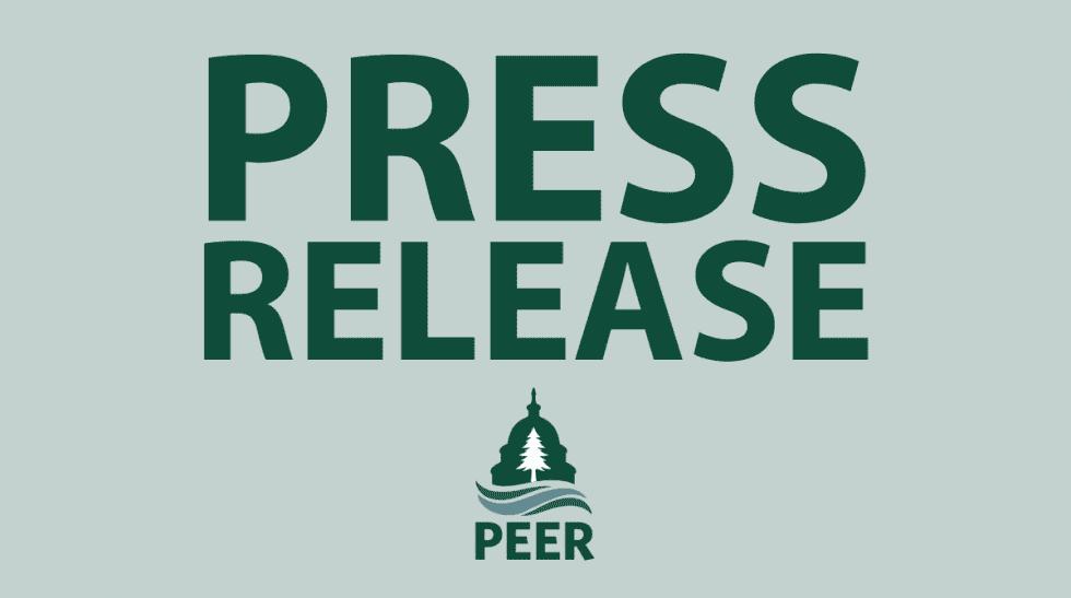 PEER Press Release Logo