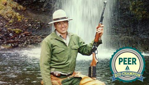 """Bob """"Action"""" Jackson: Yellowstone Backcountry Ranger"""