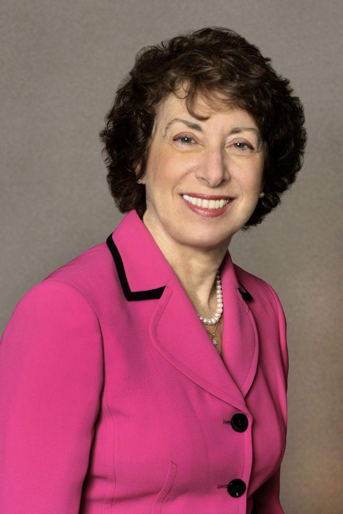 Linda Birnbaum, former director of National Institute of Environmental Health