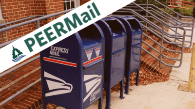 The Post Office, the Environment and Government Services