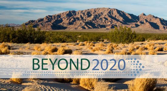 Beyond 2020: Bureau of Land Management