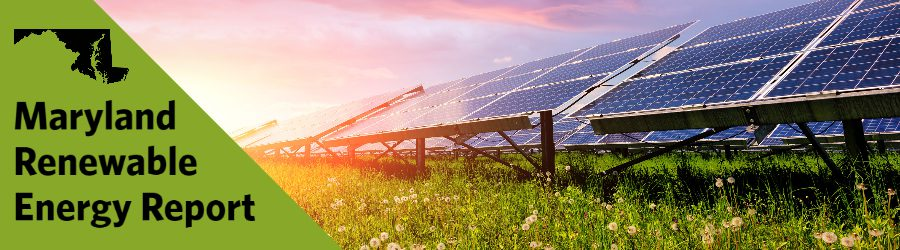Solar panels in Maryland