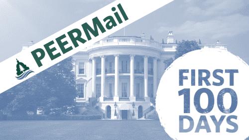PEERMail | Biden's First 100 Days