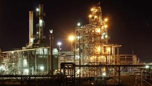 Suncor Energy Oil Refinery in Commerce City