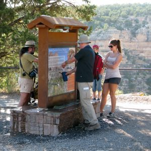 Bottle Filling station, Grand Canyon | NPS Photo