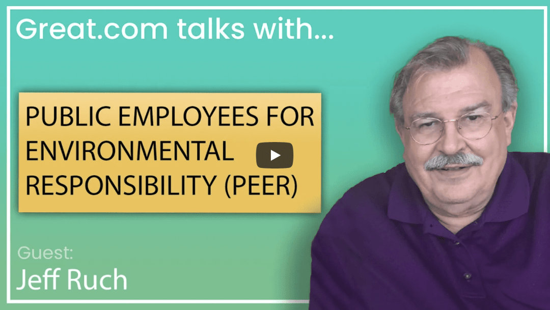VIDEO | Protecting Workers Engaged In Protecting The Environment – Great.com