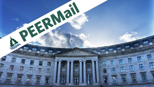 PEERMail | EPA Corruption: New Revelations