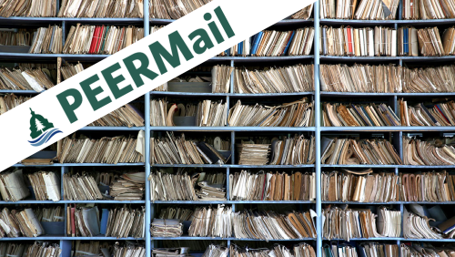 PEERMail | Disappearing Records at EPA